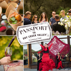 Amista Vineyards Loves Passport to Dry Creek Valley
