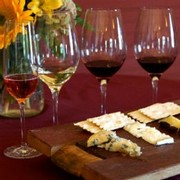 Amista Wine and Cheese Pairing in Dry Creek Valley Sonoma Wine Country