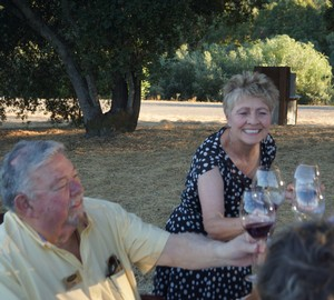 Appetizers in the Vineyard - Guest