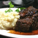 Mike's Amista Syrah Braised Short Ribs